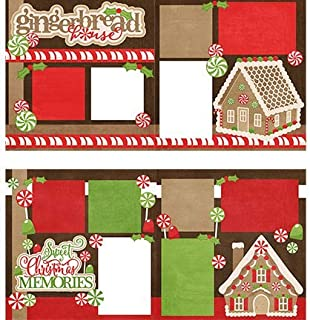 Best 2 page christmas scrapbook layouts Reviews