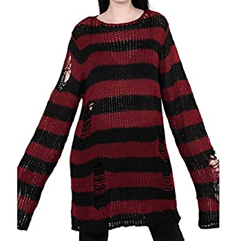Best red oversized sweater Reviews