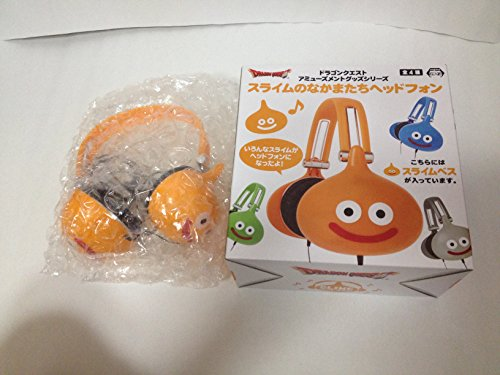 Dragon Quest AM Slime friends headphones (slime Beth)