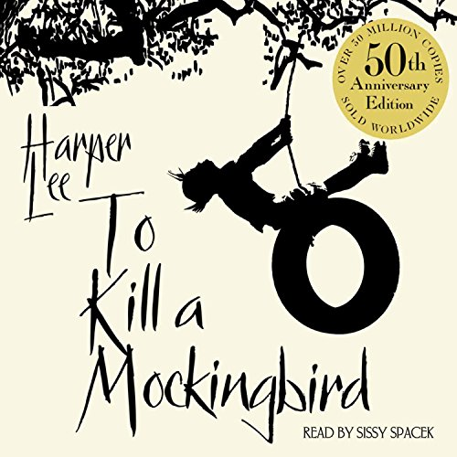 To Kill a Mockingbird audiobook cover art