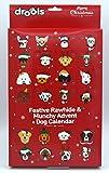 Advent Calendar for Dogs Festive Rawhide and Munchy Dog Advent Calendar