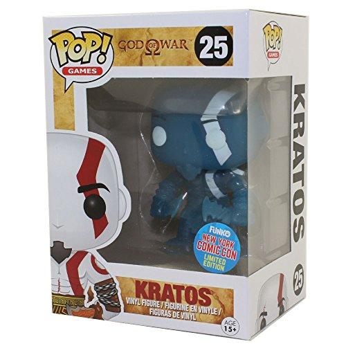 Funko - Figurine God of War - Kratos Poseidon Rage NYCC 2015 Pop 10cm - 0849803056698