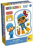 Lisciani Giochi 65967.0–Pocoyo Puzzle Recorte–al mar