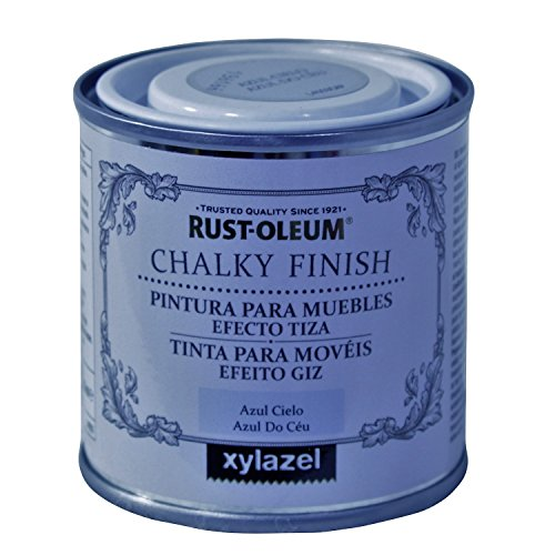 Rust-Oleum 4081908 Pintura, Azul Cielo, 125 ml