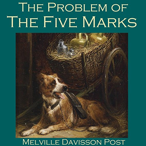 The Problem of the Five Marks cover art