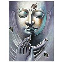 ダイヤモンド絵画宗教肖像画フルドリルスクエアラウンド仏教DIYモザイク刺繍5Dクロスステッチ家の装飾ギフト