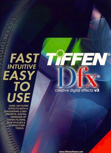 Tiffen DFX v3 Photo Plug-in (Photoshop, Lightroom, Aperture) for Mac [Download]