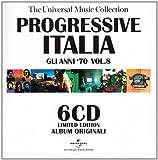 Vol. 8-Progressive Italia: Gli Anni 70