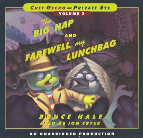 Chet Gecko, Private Eye: Volume 2 cover art
