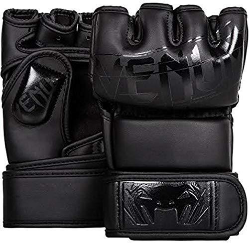 Venum Undisputed 2.0 MMA Handschuhe, Schwarz/Matt, L/XL