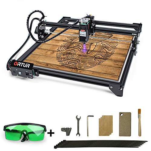 ORTUR Laser Master 2 LU1-4 - Grabadora...