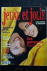 Jeune et Jolie 44 * 1991 02 * David Hallyday - Surya Bonaly - Patrick Bruel Jil Caplan
