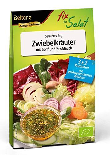 Beltane Bio Salatfix Zwiebelkräuter (6 x 3 Btl)