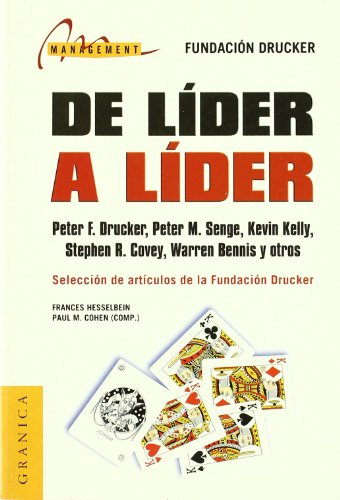 de Lider a Lider (Spanish Edition)