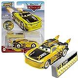 Disney Selección Drag Racing Edición Cars | Cast 1:55 Vehículos | Mattel, Cars 2017:George New Rocket