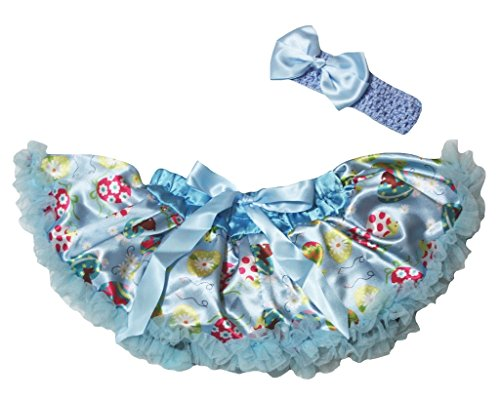 Petitebelle - Jupe - Trapèze - Bébé (fille) 0 à 24 mois bleu bleu One Size - bleu - One Size