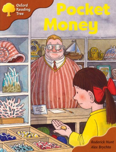 Oxford Reading Tree: Stage 8: More Storybooks A: Pocket Moneyの詳細を見る
