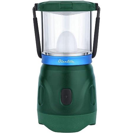 OLIGHT Olantern LED Lámpara de Camping Recargable 360 Lúmenes y 360 Grados Farol de Camping con Luz Llama Luces de Tienda Impermeable para el ...