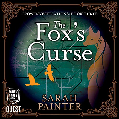 The Fox's Curse Audiobook By Sarah Painter cover art