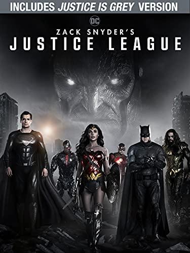Zack Snyder's Justice Leagu