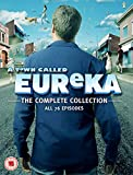A Town Called Eureka - The Complete Series [DVD]