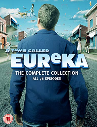 A Town Called Eureka - The Complete Series (23 Dvd) [Edizione: Regno Unito]