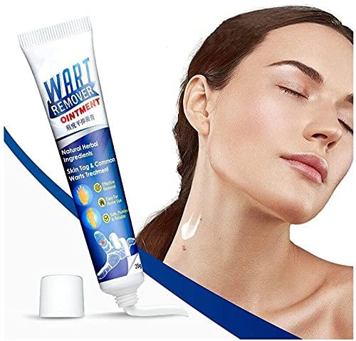Wrat Instant Smetverwijderingsgel, Skin Tag Remover Cream Skin Tag Removal Treatment, Wratten Remover antibacteriële zalf, Eenvoudig en gemakkelijk thuis aan te brengen