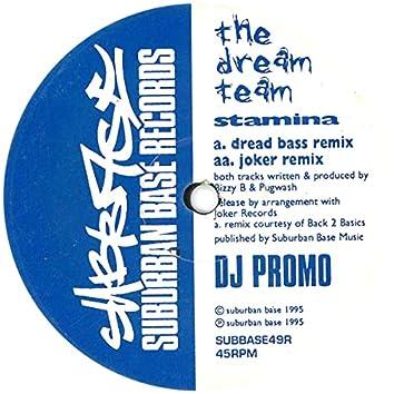 Stamina (Remixes)