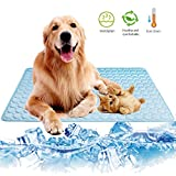 Best Cooling Pad For Dogs - Summer Pet Cooling Mat for Dogs Cats Kennel Review