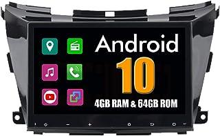 RoverOne 10,2 Zoll Android System Octa Core für Nissan Murano Z52 2015+ Auto Multimedia Player mit Autoradio Stereo GPS Navigation Radio Bluetooth Mirror Link Touchscreen