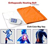 Elove Orthopaedic Electric Heating Pad With Waist Belt & Temperature Controller For Pain
