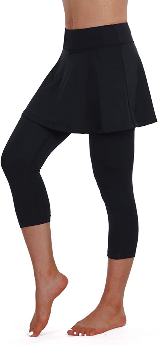 Sale SALE% OFF ANIVIVO Skirted Legging for Women with Wom Challenge the lowest price of Japan ☆ Yoga Skirts