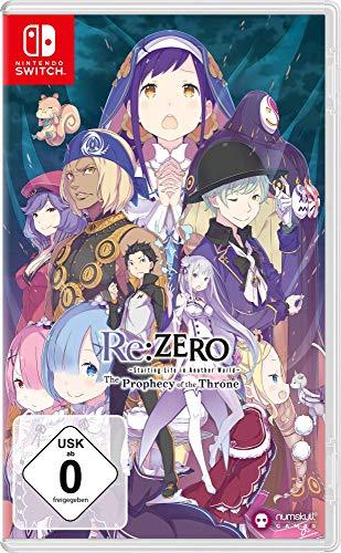 Re: Zero - The Prophecy of The Throne