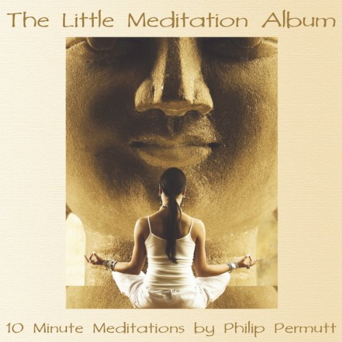 The Little Meditation audiobook cover art
