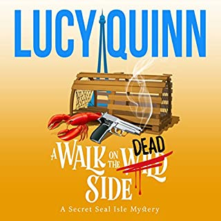 A Walk on the Dead Side  audiobook cover art