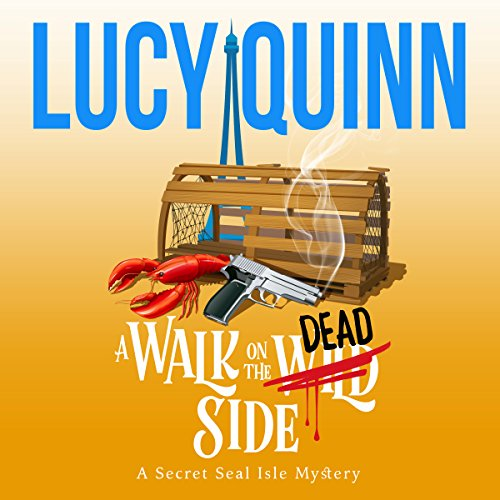 A Walk on the Dead Side      Secret Seal Isle Mysteries, Book 3              By:                                                                                                                                 Lucy Quinn                               Narrated by:                                                                                                                                 Traci Odom                      Length: 5 hrs and 12 mins     17 ratings     Overall 4.6
