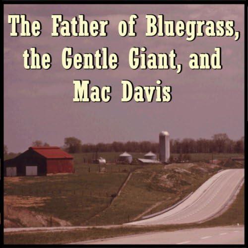 Bill Monroe, Don Williams & Mac Davis