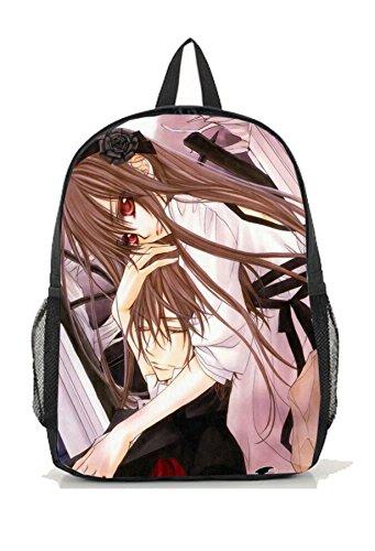 Dreamcosplay Anime Vampire Knight Logo Backpack Book Bag Cosplay