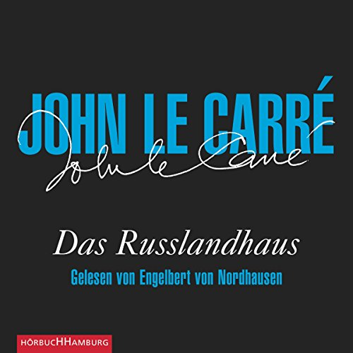 Das Russlandhaus audiobook cover art