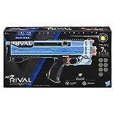 Nerf Helios Azul XVIII – 700 y Bolas de Espuma Rival Oficiales, Color Kronos (Hasbro E3379FC4)