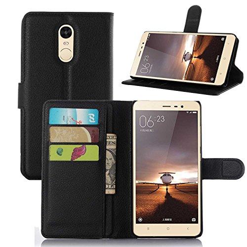 Guran Custodia in Pelle per Xiaomi Redmi Note3 / Note3 PRO Smartphone di Funzione di in Piedi e Slot per Contanti Carte Caso