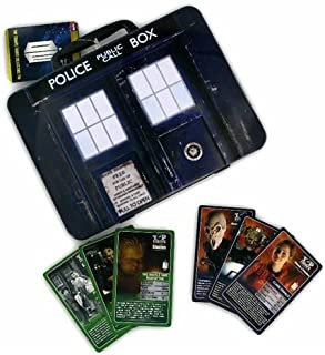 Doctor Who TARDIS Lunch Box Collection Tin by Underground Toys
