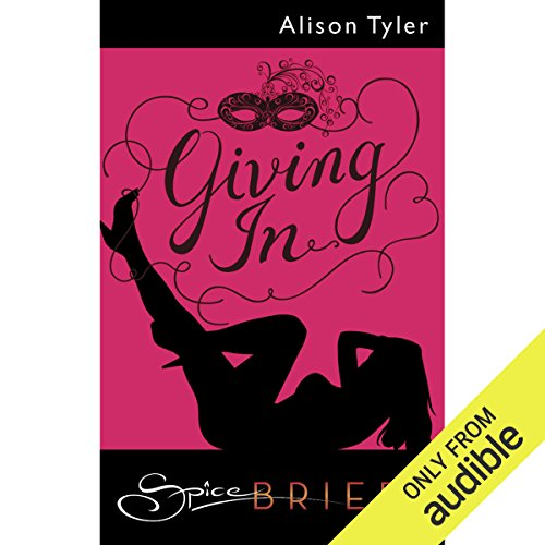 Giving In audiobook cover art