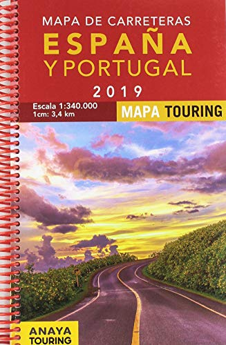 Mapa Carreteras España 2018.Comprar Mapa Carreteras Espana 2018 Lo Mejor Del Mercado