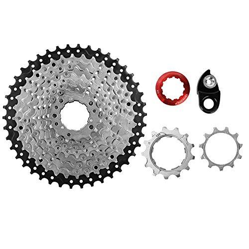 Natruss Cassette Freewheel Sprocket 10 Speeds 11-42T Mountain Race Bike Replacement Part Accessory
