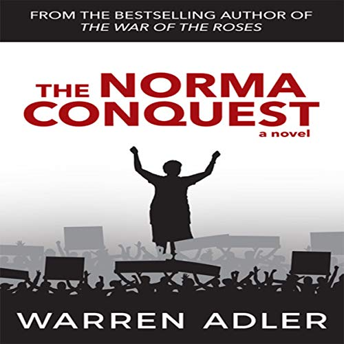 The Norma Conquest audiobook cover art