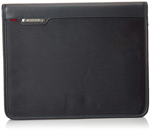 Samsonite Xenon Business Zip Portfolio, Steel Grey, One Size