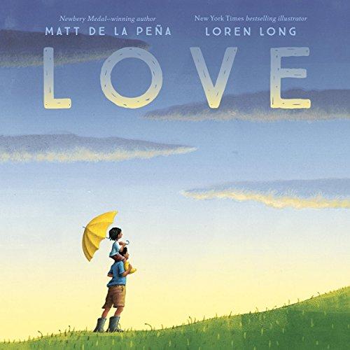 Love audiobook cover art