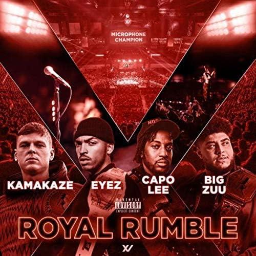 Big Zuu, Kamakaze, Eyez & Capo Lee