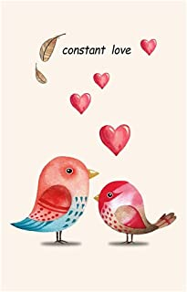 Jigsaw Puzzle Animal Collection Puzzles - Lovebirds - 520/1000/1500 Piece Jigsaw Puzzle- Wooden Unique Cut Interlocking Pi...